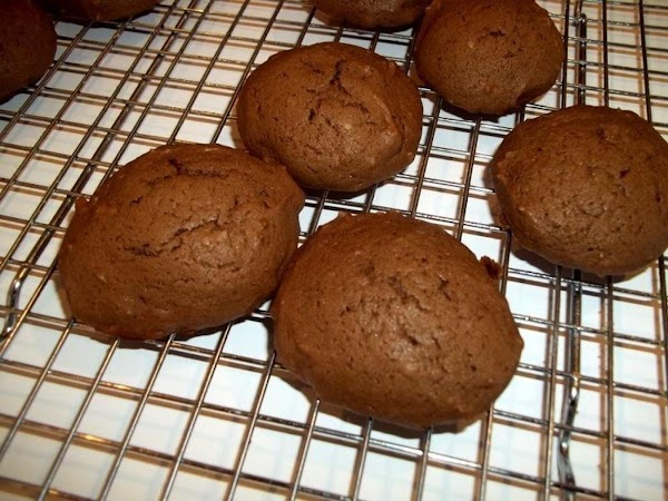 Bake for 10 - 12 minutes. Move to cooling racks.