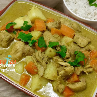 Chicken Vegetable Curry Coconut Milk Recipes