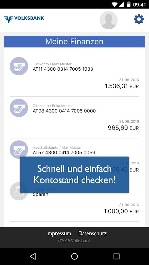 Volksbank Quick – Apps para Android no Google Play