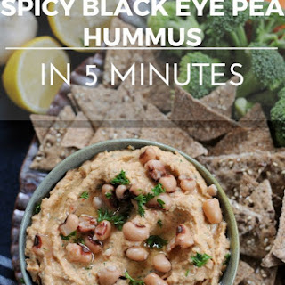 Black Eye Pea Hummus