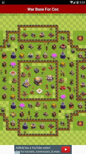 War Base For Clash of Clans 1.0 screenshots 4