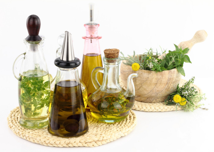 How to Make Solar-Infused Herbal Oils