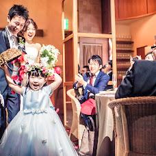 Wedding photographer Matsuoka Jun (jun). Photo of 11.08.2016