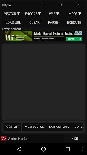 Andro Hackbar  screenshots 2