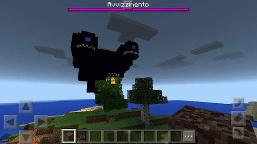 Wither Storm per Minecraft PE