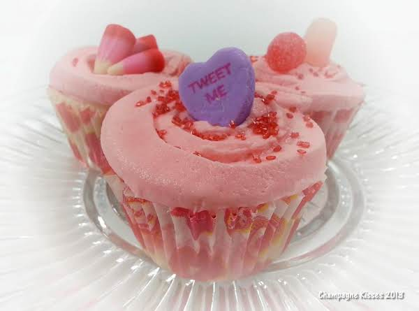 This Is A Fun Light Valentines Dessert For That Perfect Someone.