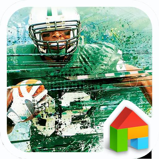 Football Playドドルランチャーテーマ 個人化 App LOGO-硬是要APP