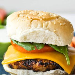 Chicken Ranch Burgers.
