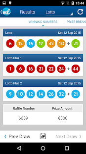 Irish Lottery (Lotto Ireland)- screenshot thumbnail