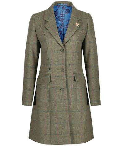 Alan Paine Combrook Ladies Mid Coat 34