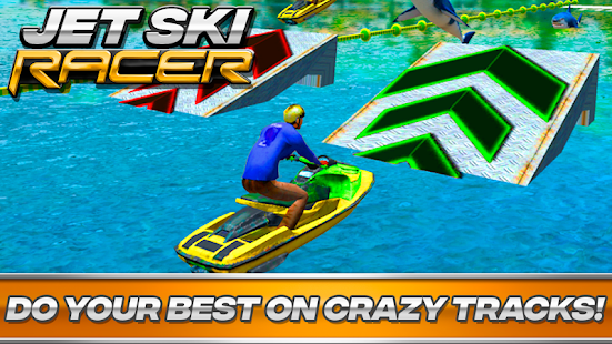 Speed Boat Jet Ski Racing PRO Screenshot