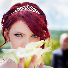Wedding photographer Veronika Molnarova (VeronikaCZ). Photo of 10.06.2013