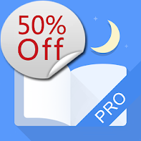 Deals on Moon+ Reader Pro for Android