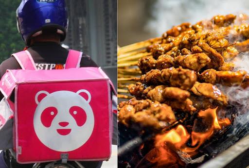 FoodPanda Woes: Satay Seller Only Earns 24 Sens From RM1460 Sale