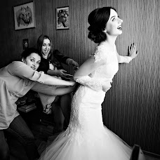 Wedding photographer Kostya Deruzhko (kostya1093). Photo of 15.04.2016