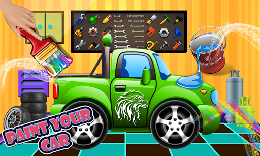 Multi Car Wash Service Station & Repair Shop 1.0 screenshots 11