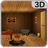 3D Escape Games-Thanksgiving Room