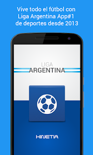 La Liga - Argentinian Football- screenshot thumbnail