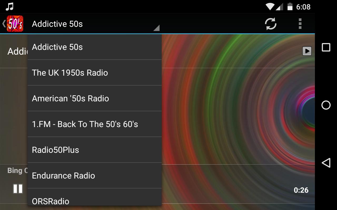 50s Music  Listen to Free Radio Stations  AccuRadio
