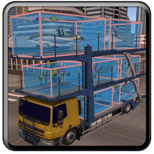 Multistory SeaAnimal Transport