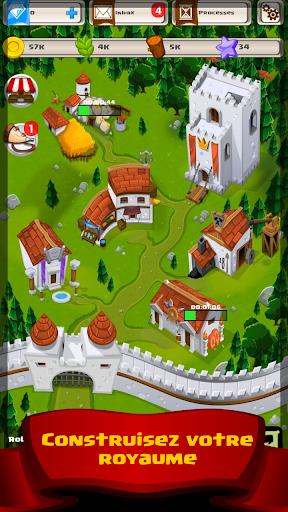 War Kingdoms Jeu de Stratu00e9gie  captures d'u00e9cran 1