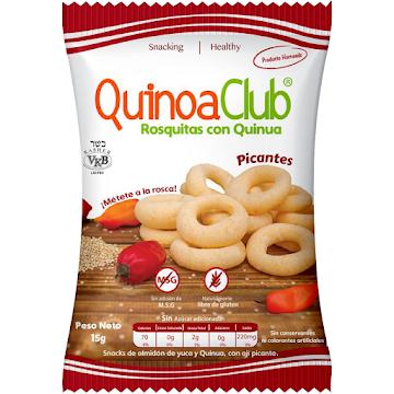Rosquitas Quinuaclub