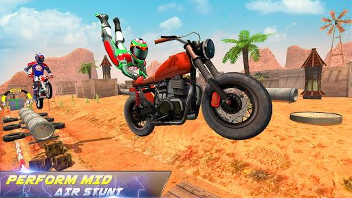 Bike Stunt 3d Race Master - Free Bike Racing Game  screenshots 2