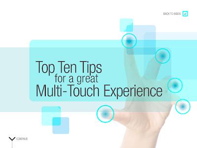 3M™Multi-Touch screenshot 7