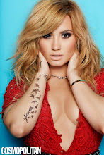 Photo: Demi Lovato is our August cover girl! See her breathtaking cover here: http://cosm.ag/6264ZDVI
