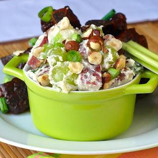 Lemon Waldorf Potato Salad