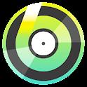 Blur Music Player icon