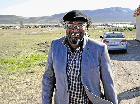 Sandile Mata, demoted from principal to deputy principal of Lingelihle High, plans to challenge the department's decision.