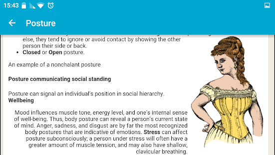 Body Language Course- screenshot thumbnail