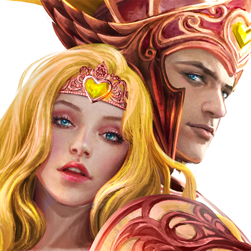Legendary Game of Heroes: Match-3 RPG Puzzle Quest Icon