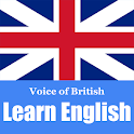 Learn English for BBC icon
