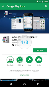 Advanced Protection ☞ AppLock Apk  Download For Android 3