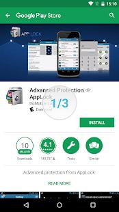 App Advanced Protection ☞ AppLock APK for Windows Phone