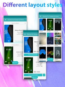 Themes for Huawei & Honor 1