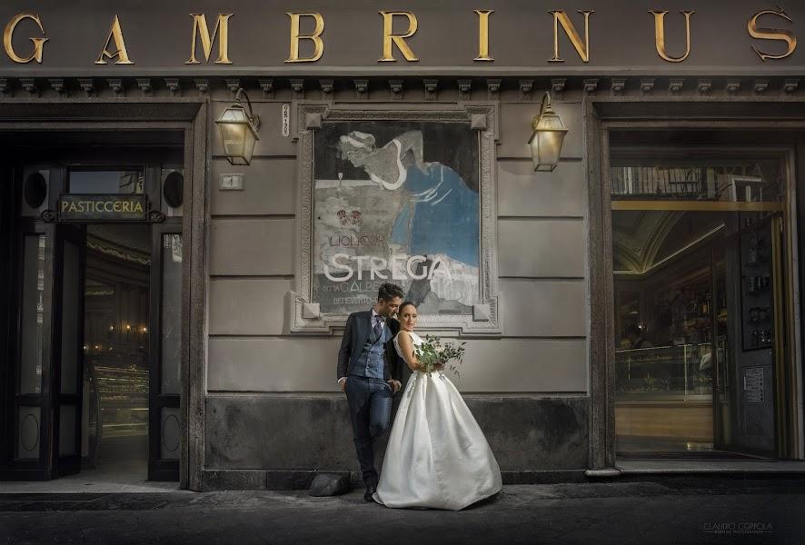 Fotografo di matrimoni Claudio Coppola (coppola). Foto del 22.11.2018