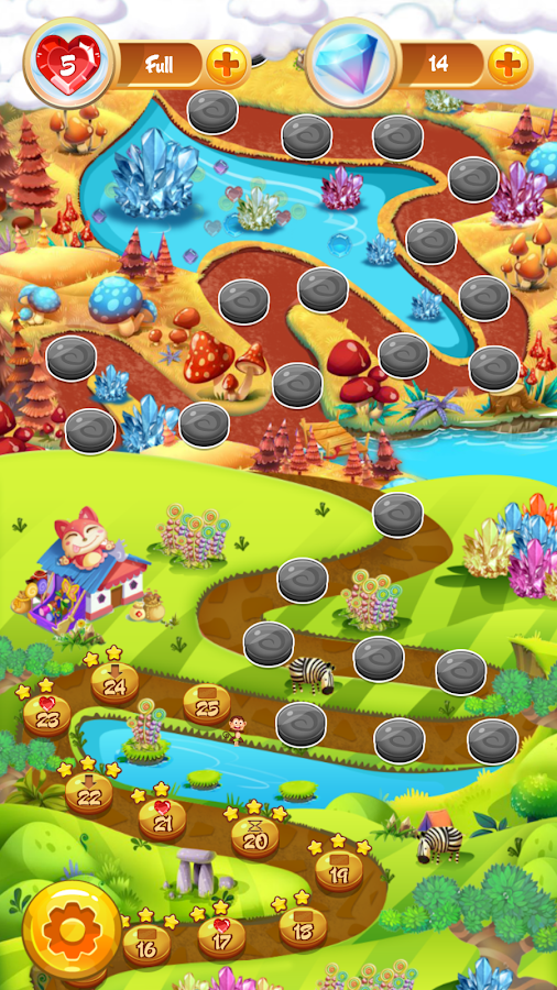 Jewels Garden Android Apps on Google Play