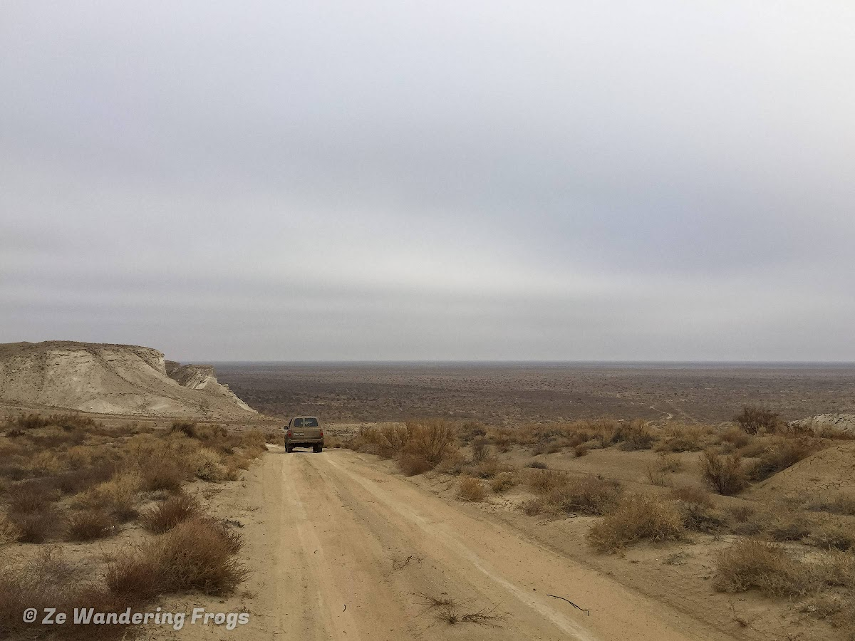 Off-the-Beaten Path Uzbekistan: A 3-Day Aral Sea Tour // Dry Seabed of the South Aral Sea