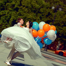 Wedding photographer Andrey Gelberg (Nikitenkov). Photo of 06.04.2015