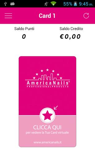 AmericaNails Card