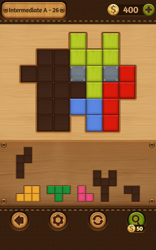 Block Puzzle Games: Wood Collection 1.1.7 screenshots 5