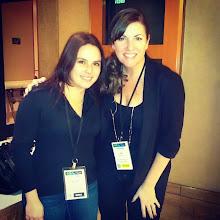 Photo: With Amazing Amy Porterfield #nmx