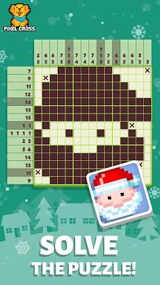 Pixel Cross™-ピクロス謎解きゲームのおすすめ画像2