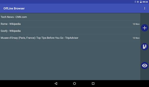 Offline Browser  screenshots 9
