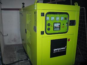 Photo: Generator Perkins 71 kVA, Mogosoaia - Ilfov