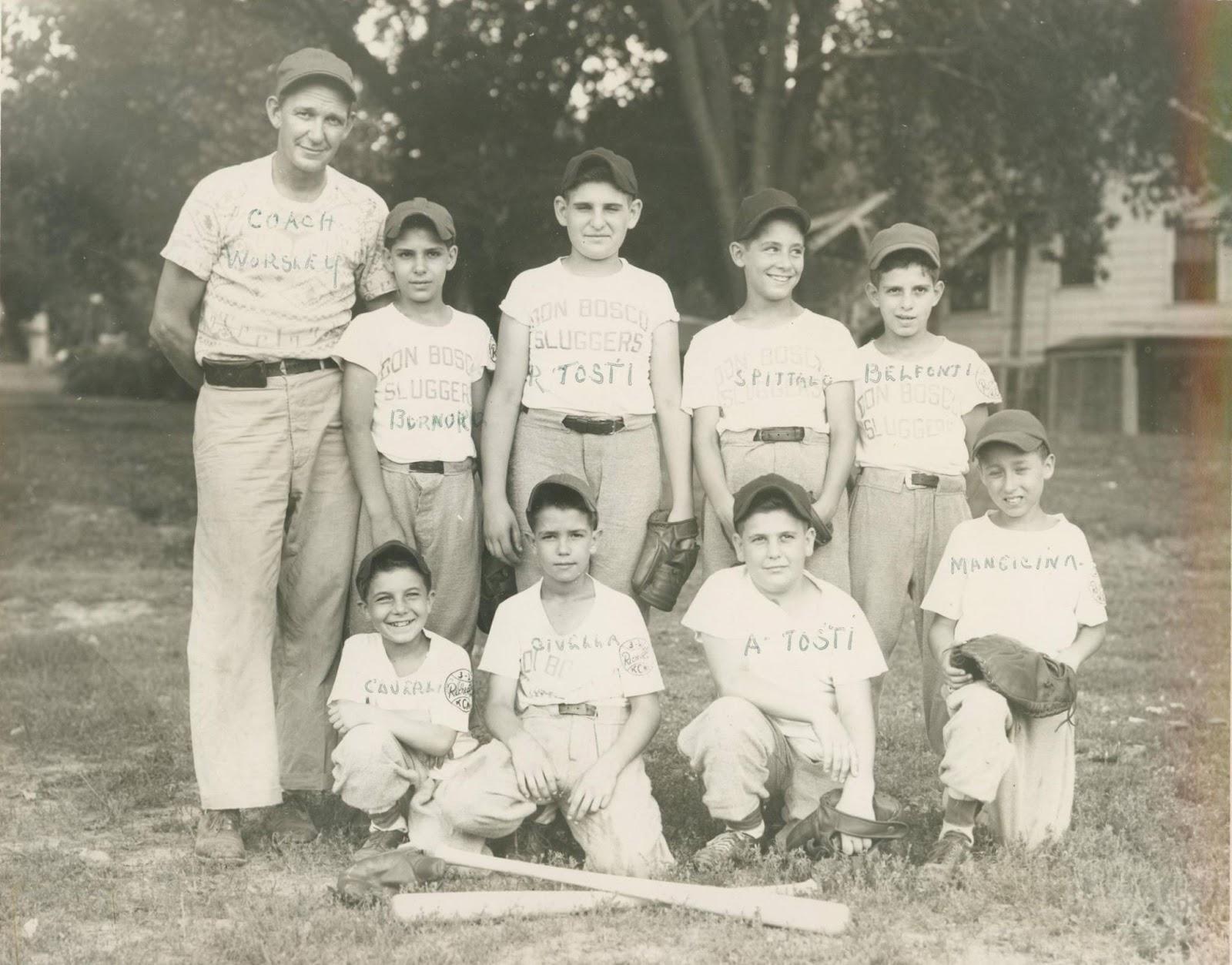 The Don Bosco Sluggers.