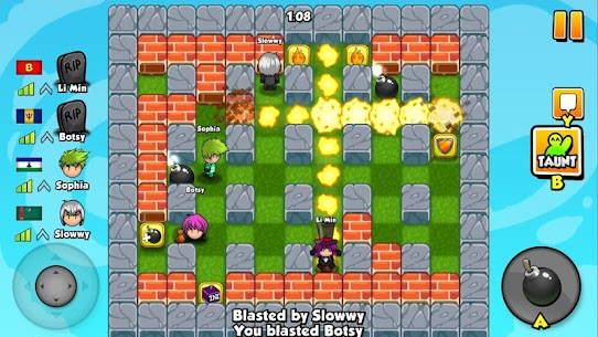 Bomber Friends MOD APK [Unlocked Skins] 3.95 7